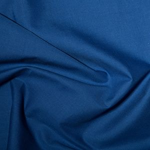 PolyCotton Fabric Royal Blue