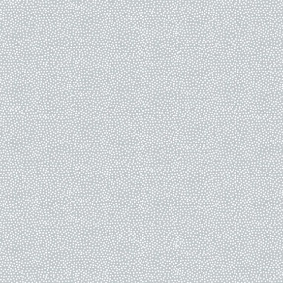 Makower Cotton Fabric Tiny Dot Pewter