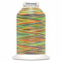 Gutermann Bulky-Lock 80 multicolour 1000m Multicoloured Mix