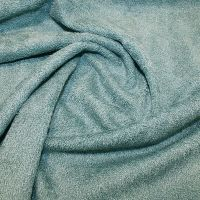 Bamboo Towelling Teal