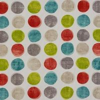 OilCloth Fabric Helix