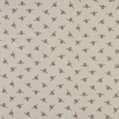OilCloth Fabric Bees Linen