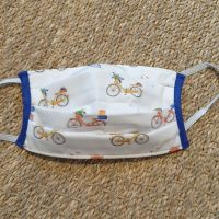 Adults Reusable Face Mask Bikes
