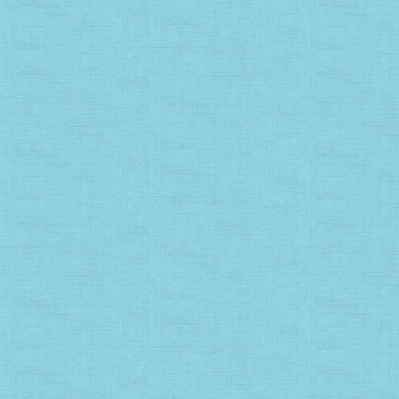 Makower Linen Texture Fabric Sapphire