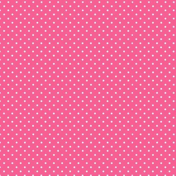 Makower Spot On Candy Cotton Fabric