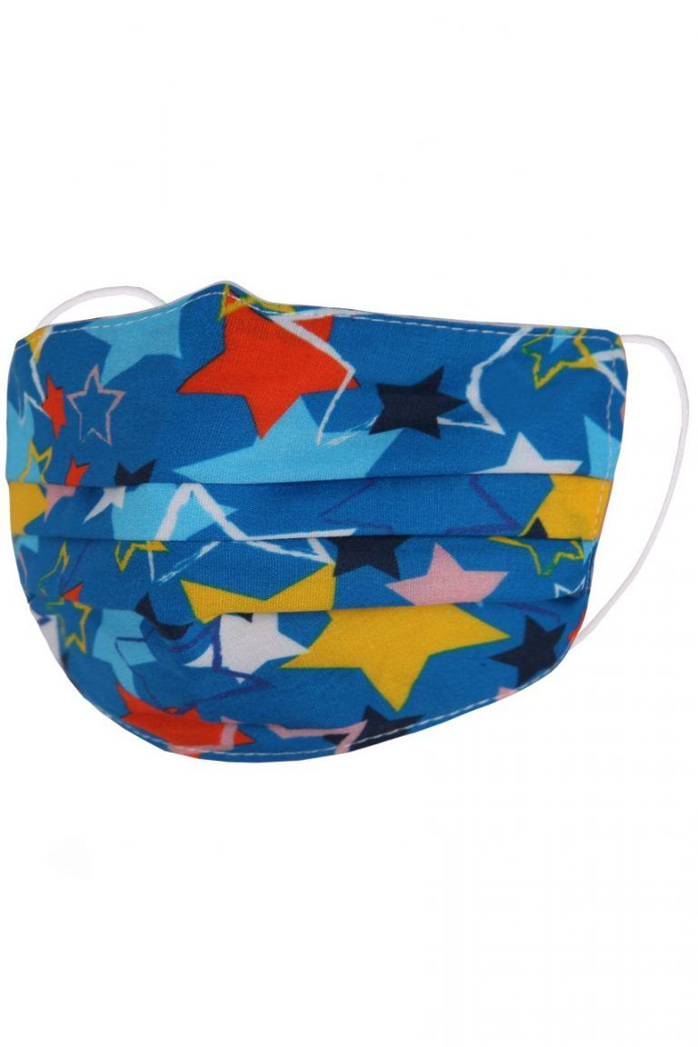 Children's Face Mask Stars