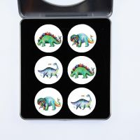 Pattern Weights Dinosaurs 40mm