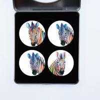Pattern Weights Zebra 50mm