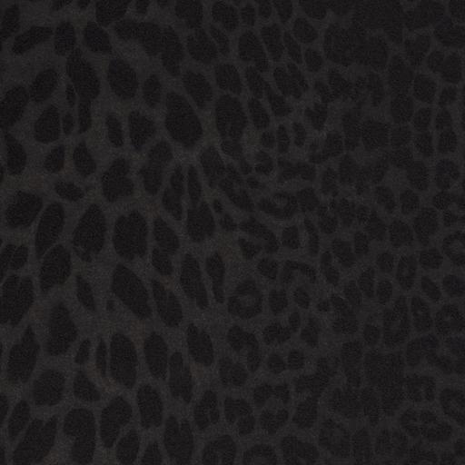 Brushed Ponti Roma Leopard Print