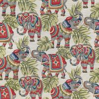 New World Tapestry Elephants