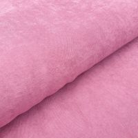 Faux Silk Cupro Ruby Pink