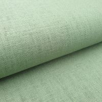 Linen Fabric Khaki Green