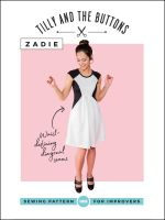 Zadie Dress Tilly and the Buttons