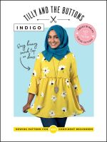 Indigo Dress Tilly and the Buttons