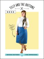 Tilly And The Buttons Sewing Pattern Ness Skirt