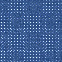 Makower Cotton Fabric Spot on Marine