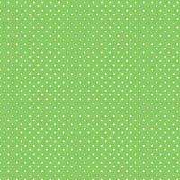 Makower Cotton Fabric Spot on Apple