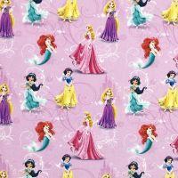 Disney Princess Cotton Fabric