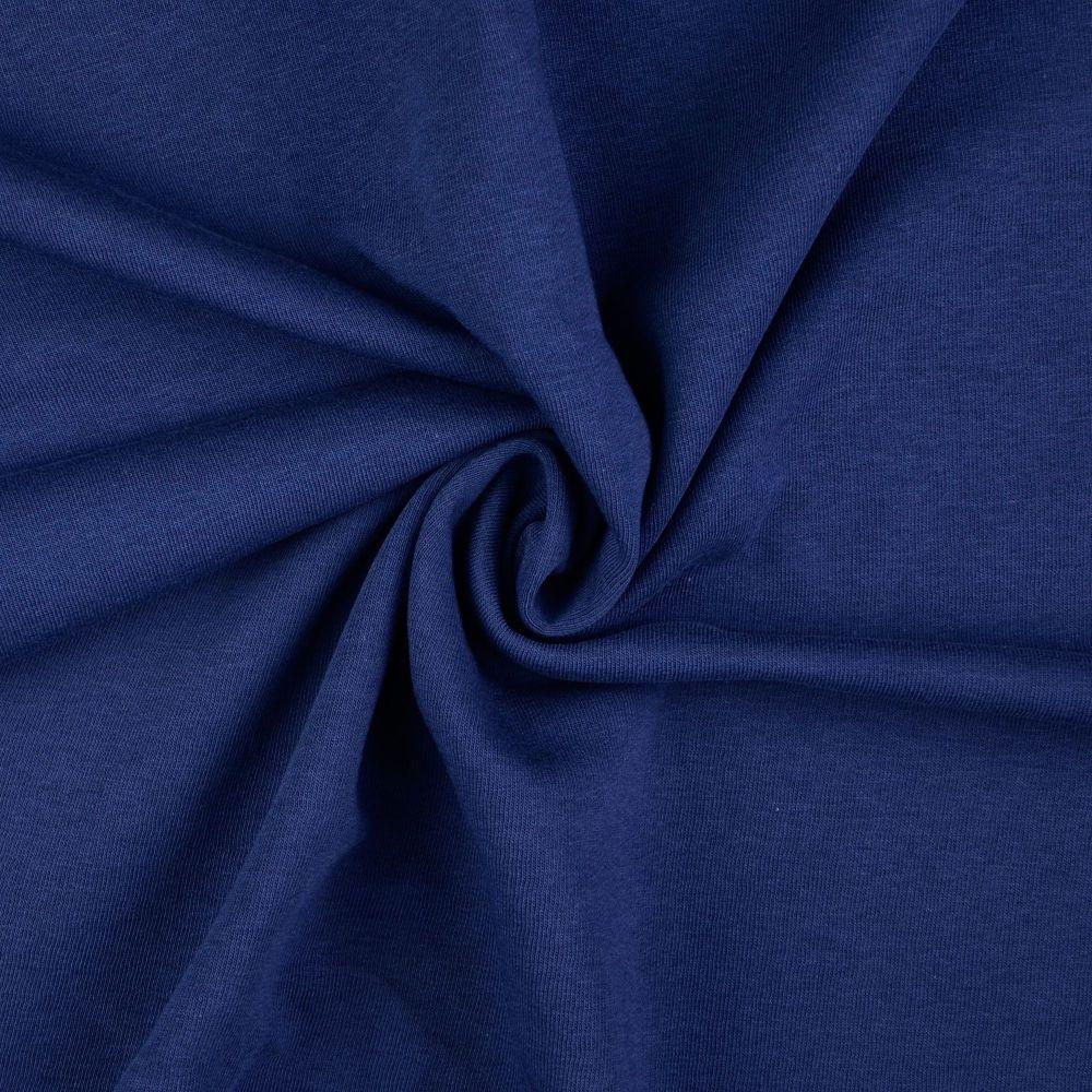 Navy Sweatshirt Fabric