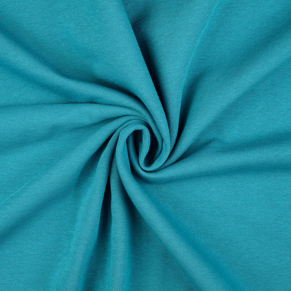 Blue Sweatshirt Fabric