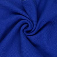 Tubular Ribbing Fabric Royal Blue