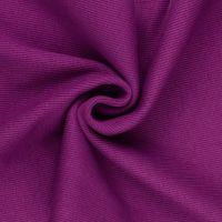Tubular Ribbing Fabric Deep Fuchsia