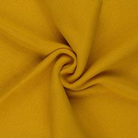 Tubular Ribbing Fabric Mustard