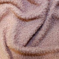 Italian Sheep Fabric Rose