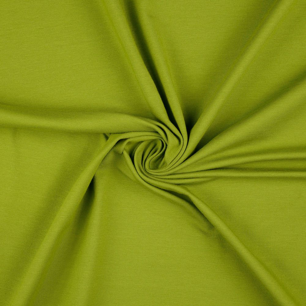 Cotton Jersey Fabric Khaki