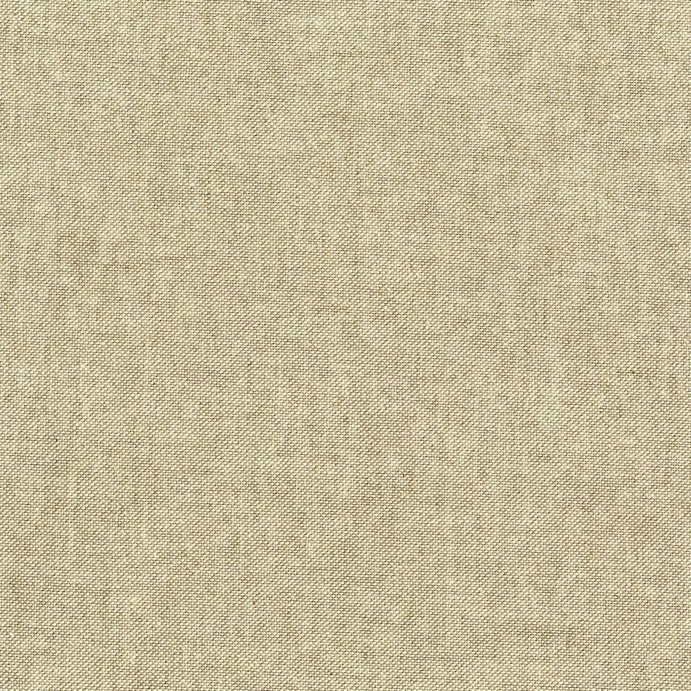 Plain Linen Look Cotton Canvas Fabric Natural