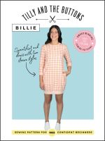 Tilly And The Buttons Sewing Patterns Billie