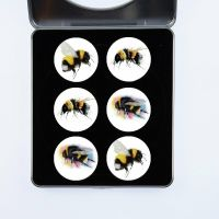 Pattern Weights Bees 40mm