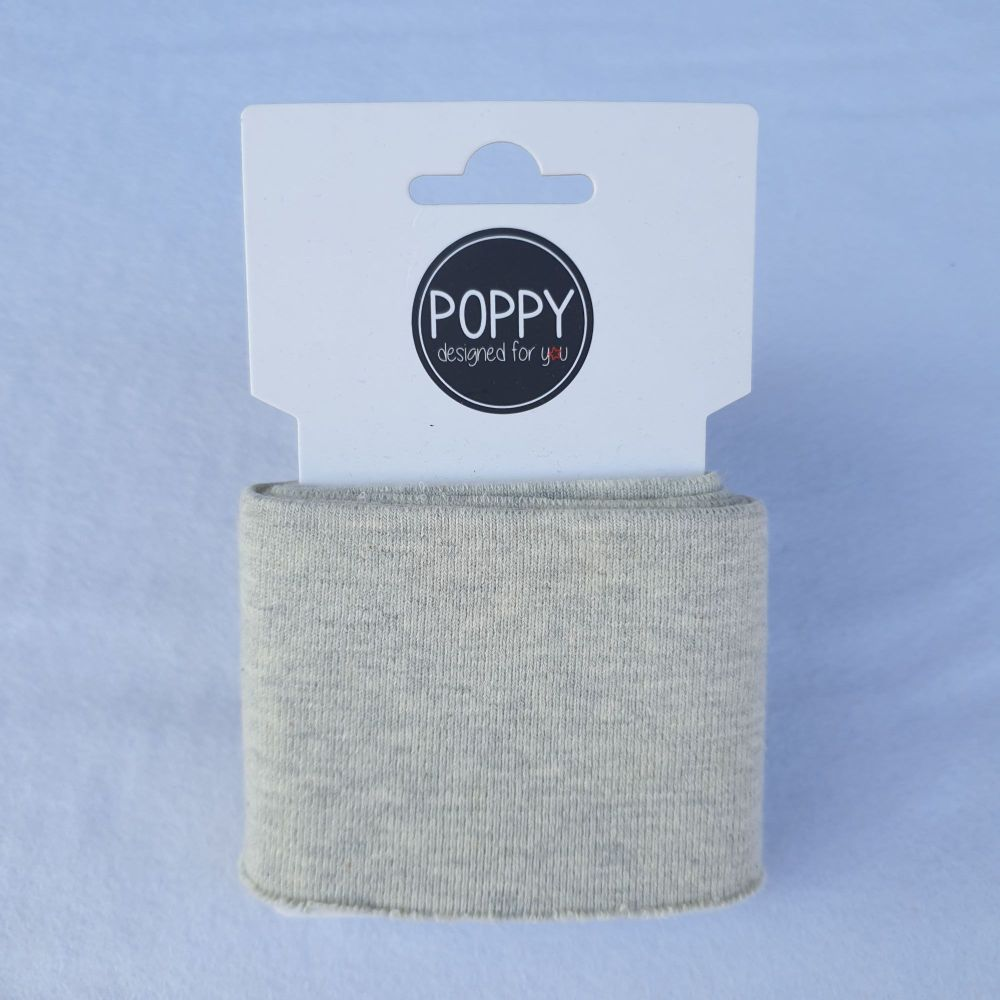 Cuffs Light Grey Melange