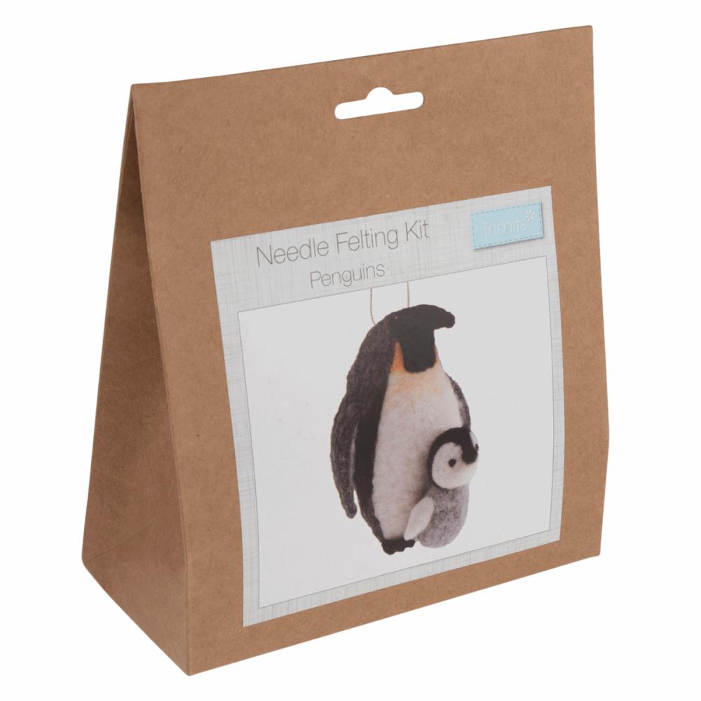 Make Your Own Felt Penguins