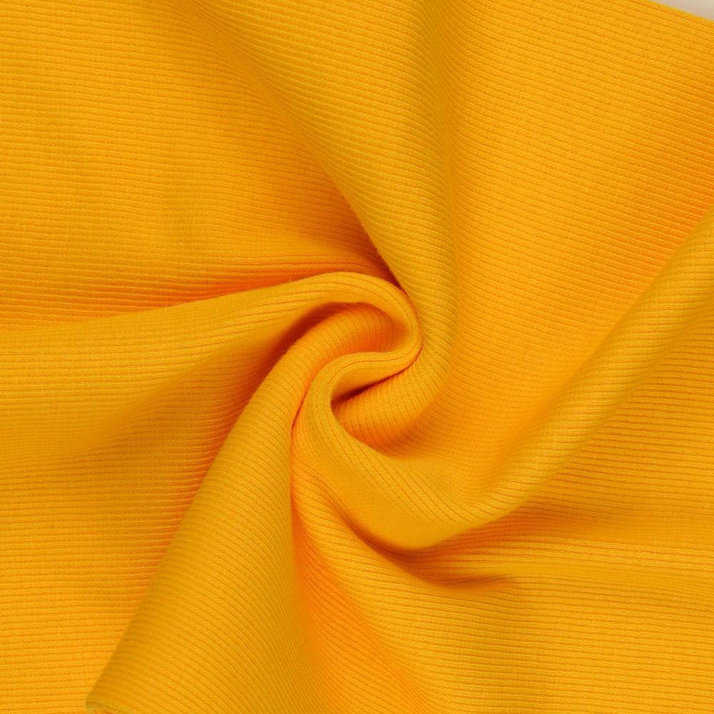 Tubular Ribbing Fabric Sunshine