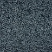 Cotton Jersey Fabric Leopard Print Blue