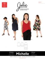 Jalie 3911 Michelle Tanks And Dress For Girls and Women