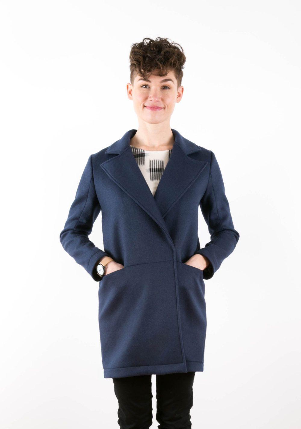 Grainline Studio Yates Coat Pattern