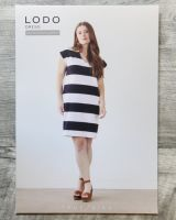 True Bias Sewing Patterns Lodo Dress