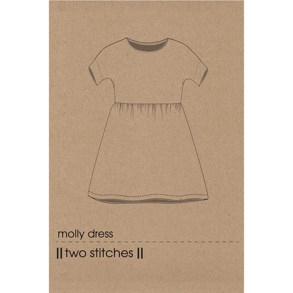 Two Stitches Sewing Pattern Molly Shirt