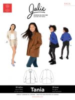 Jalie 3906 Tania Jacket For Girls and Women
