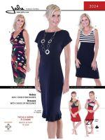 Jalie 3024 Knit Dress For Girls and Women
