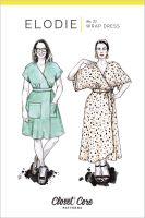Closet Case Elodie Wrap Dress Sewing Pattern