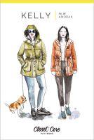 Closet Case Kelly Anorak Sewing Pattern