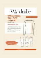 Wardrobe By Me T-Shirt Sewing Pattern