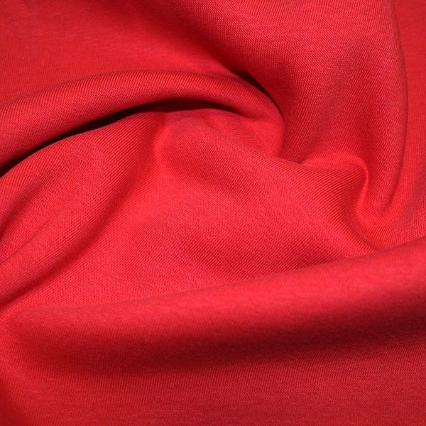 Red Sweatshirt Fabric