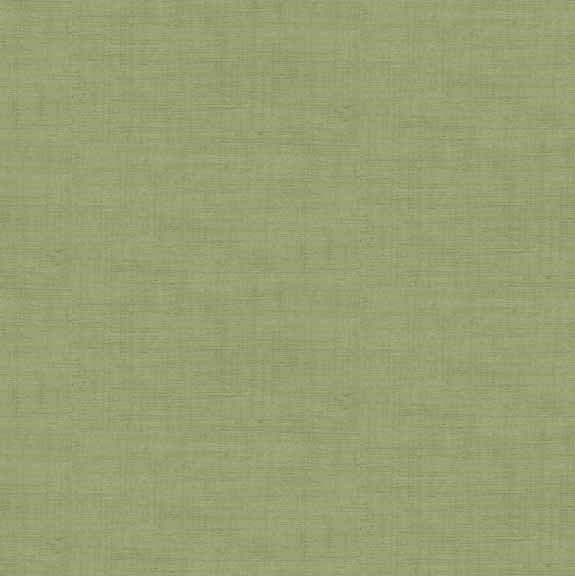 Makower Linen Texture Cotton Fabric Sage