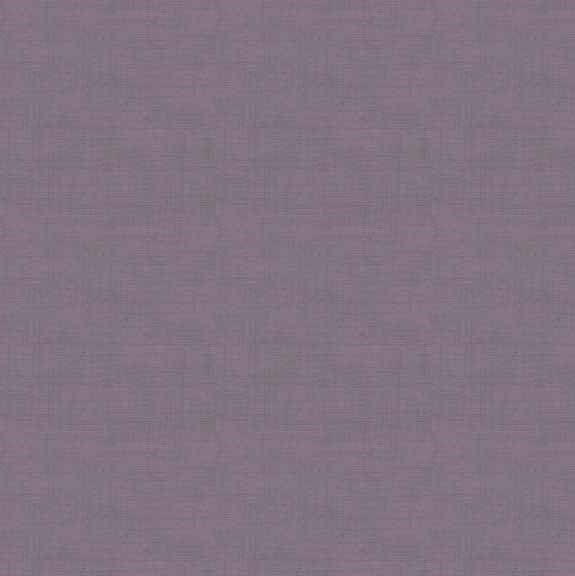 Makower Linen Texture Cotton Fabric Heather
