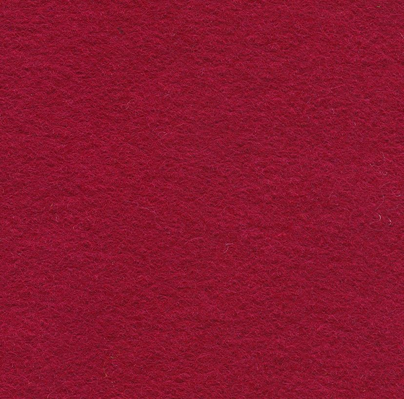 Wool Felt Mix Cherry