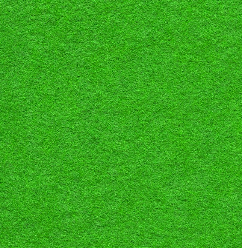 Wool Felt Mix Emerald